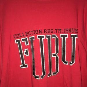 FUBU sports Long Sleeve Shirt